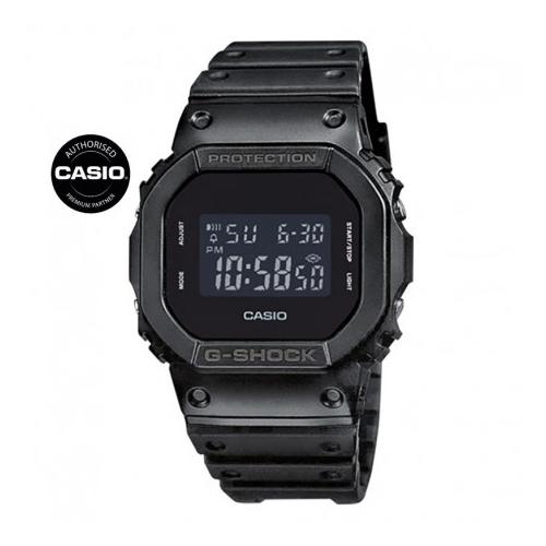CASIO® G-Shock DW-5600BB-1ER Armbanduhr, ø 43mm