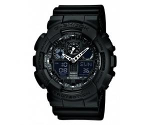 CASIO® G-Shock GA-100-1A1ER Armbanduhr, ø 51mm
