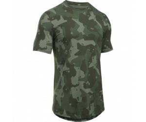 Under Armour® Charged Cotton® Camo T-Shirt, HeatGear®