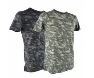 Under Armour® T-Shirt Sportstyle Camo, Charged Cotton®, HeatGear®